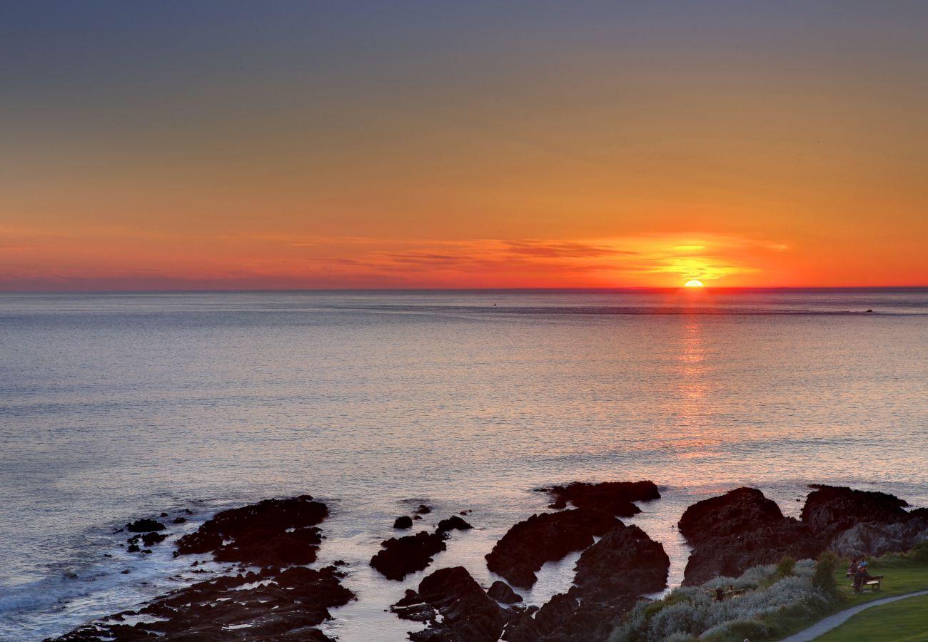 Ferienwohnung in Woolacombe - Ocean Lookout