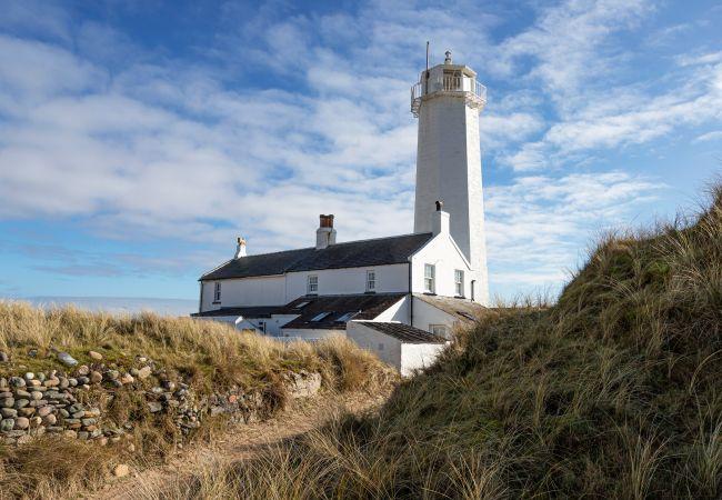 in Walney - Walney Island Lighthouse