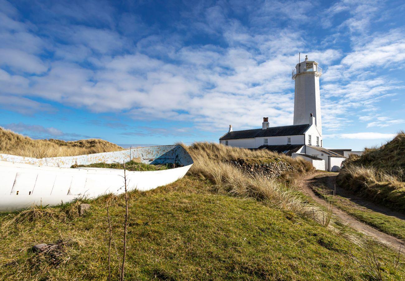 Landhaus in Walney - Walney Island Lighthouse