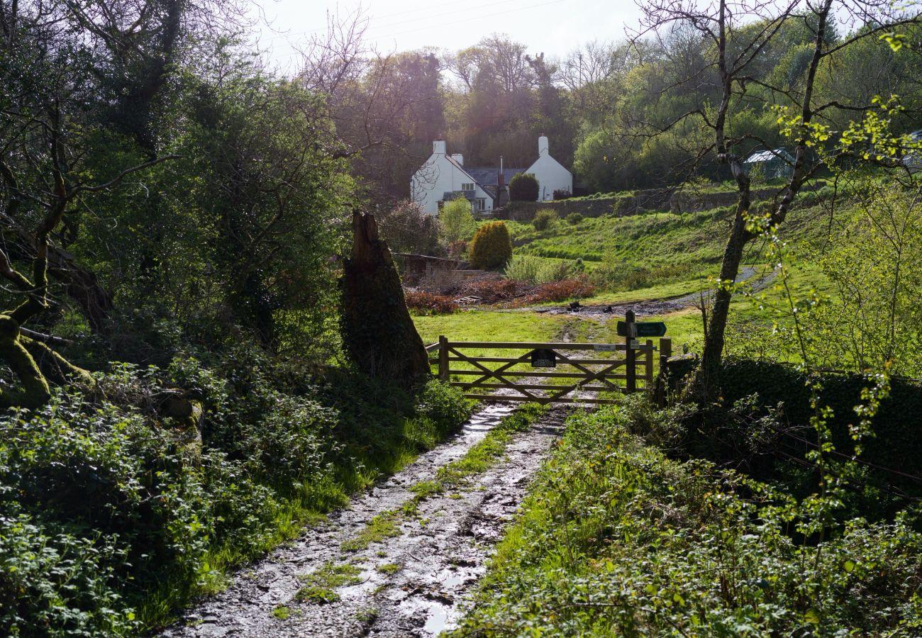 Landhaus in West Down - Lower Aylescott Farmhouse