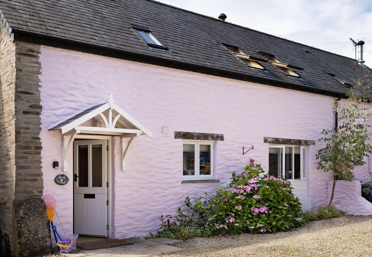 Cottage in Eglwyswrw - Berry Cottage