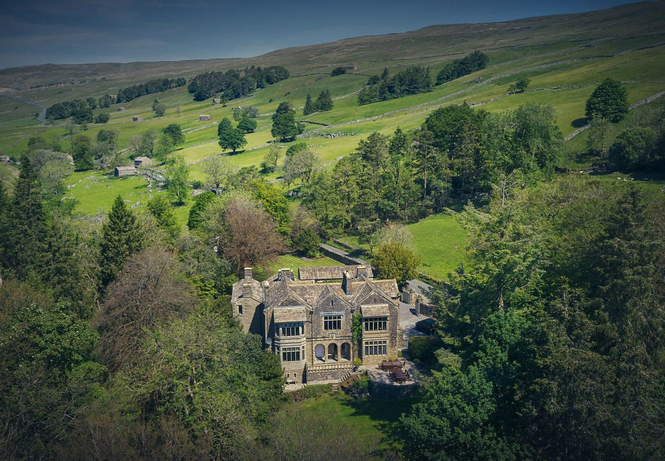Country house in Oughtershaw - Oughtershaw Hall