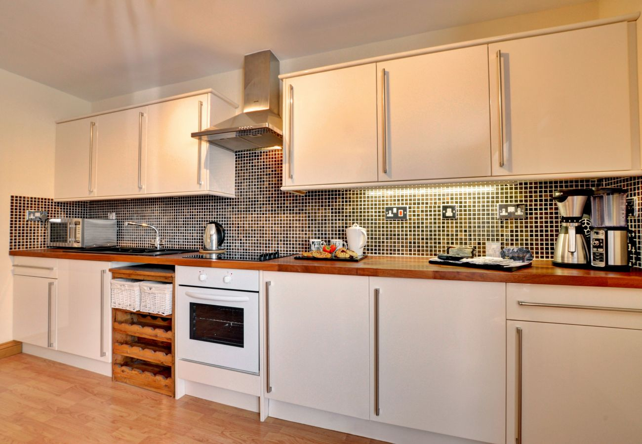 Apartment in Whitby - Oystercatcher
