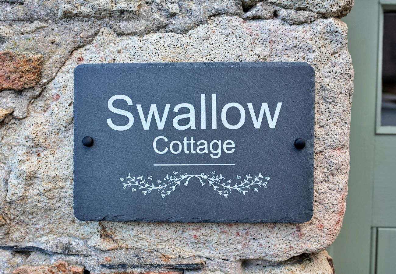 Cottage in Sticker - Swallow Cottage