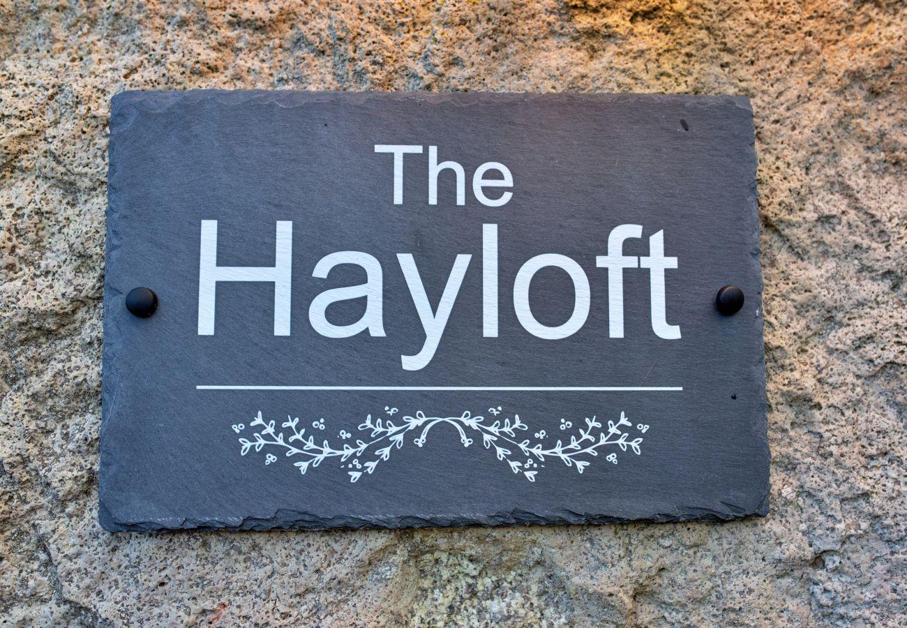 Cottage in Sticker - The Hayloft
