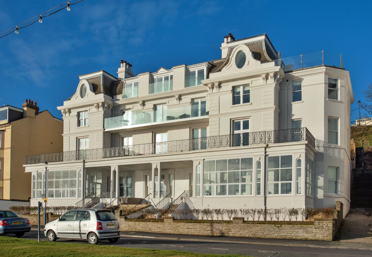 Apartment in Filey - Filey Beach View