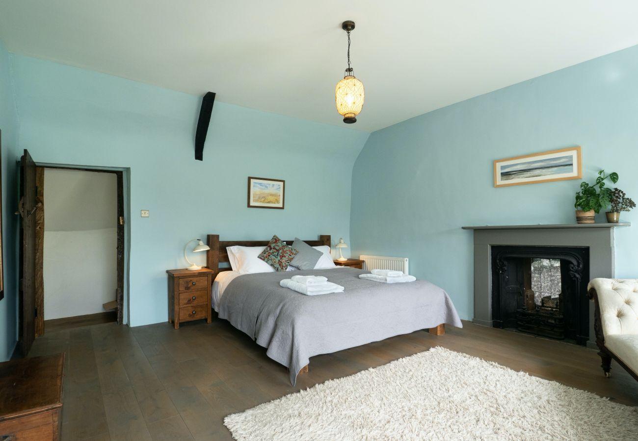 Cottage in West Down - Lower Aylescott Farmhouse