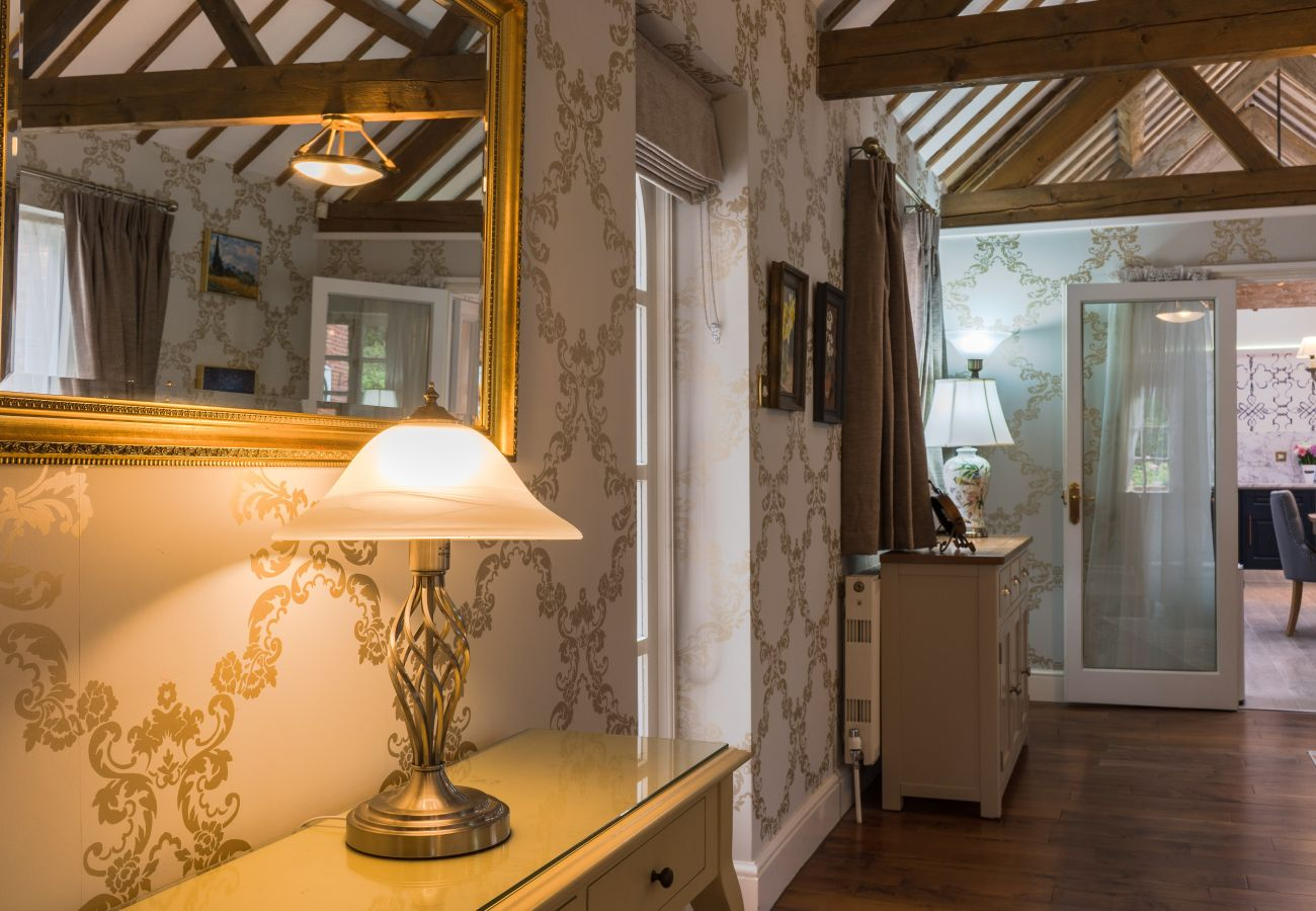 Country house in Ringwood - Harefield House